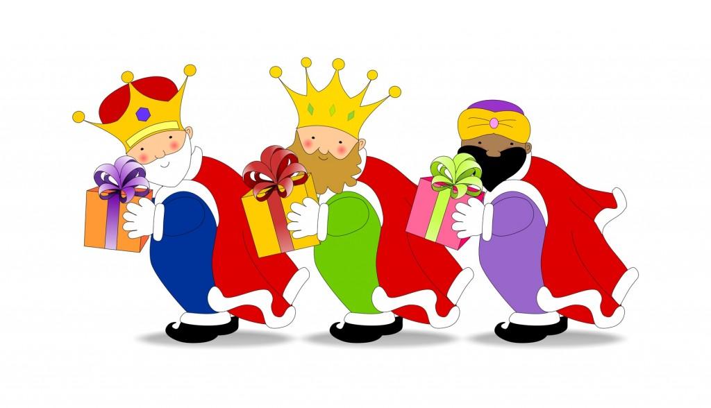 Trzej Królowie!