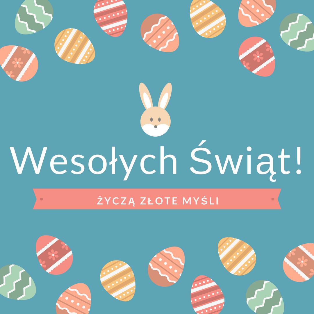 Wesolych swiat Wielkanoc